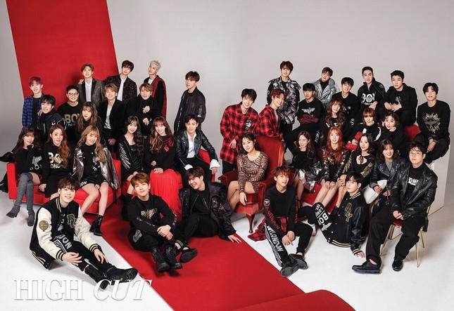 Fan K-Kop đã tìm ra công ty giải trí xứng danh cao thủ đặt nghệ danh ảnh 1
