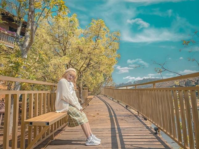 """Xác định tọa độ """"con đường ngôn tình"""" đẹp mộng mơ, được ví như """"Little Korea"""" ở Đà Lạt ảnh 4"""