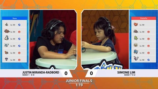 Giới eSports ngưỡng mộ cậu bé 7 tuổi đã vô địch giải đấu Pokemon thiếu niên ảnh 1