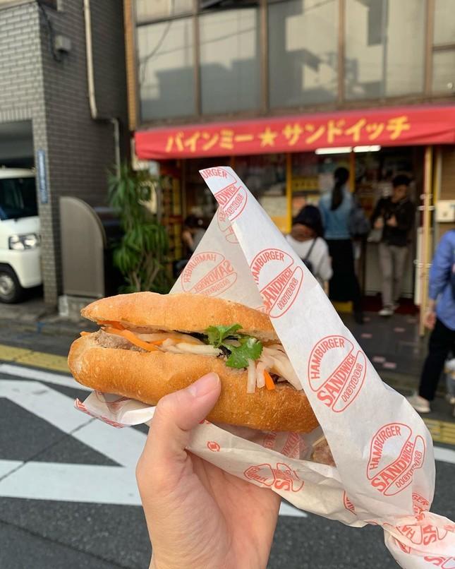 Những tiệm bánh mì Việt Nam nổi tiếng và được khắp thế giới yêu thích ảnh 7