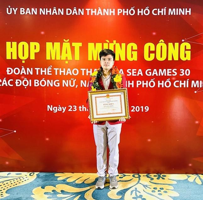 """Nguyễn Anh Khôi – Từ """"game thủ"""" đến đại kiện tướng cờ vua Sea Games ảnh 1"""
