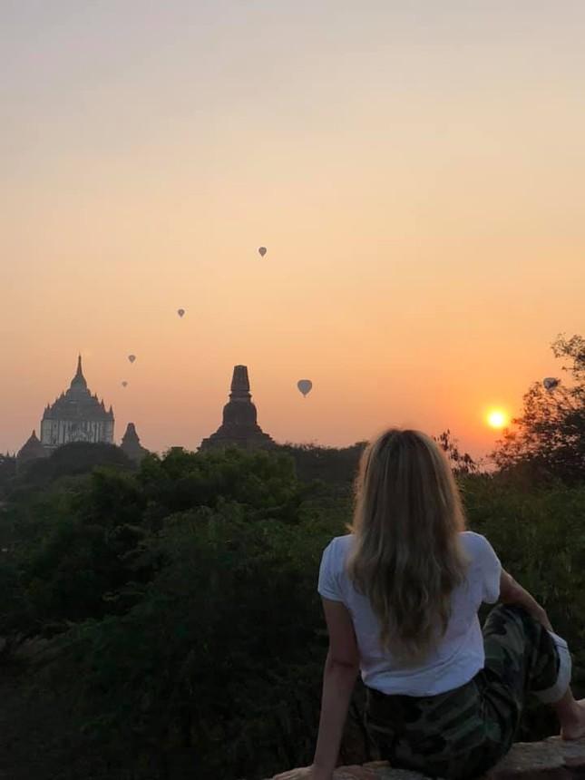 Bagan - Lạc vào mê cung của hàng nghìn đền đài tuyệt mĩ (Kỳ 1) ảnh 4