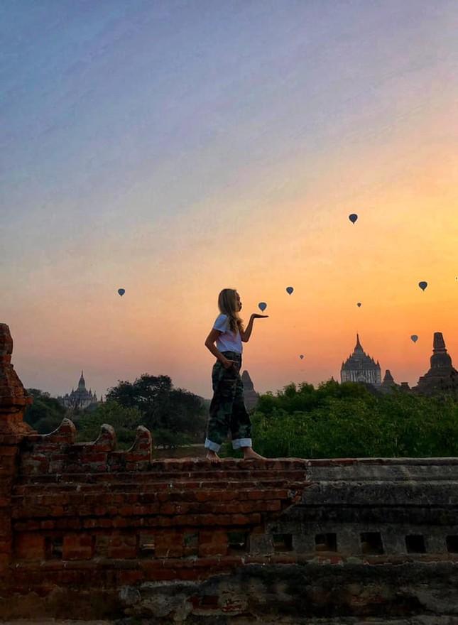 Bagan - Lạc vào mê cung của hàng nghìn đền đài tuyệt mĩ (Kỳ 1) ảnh 5