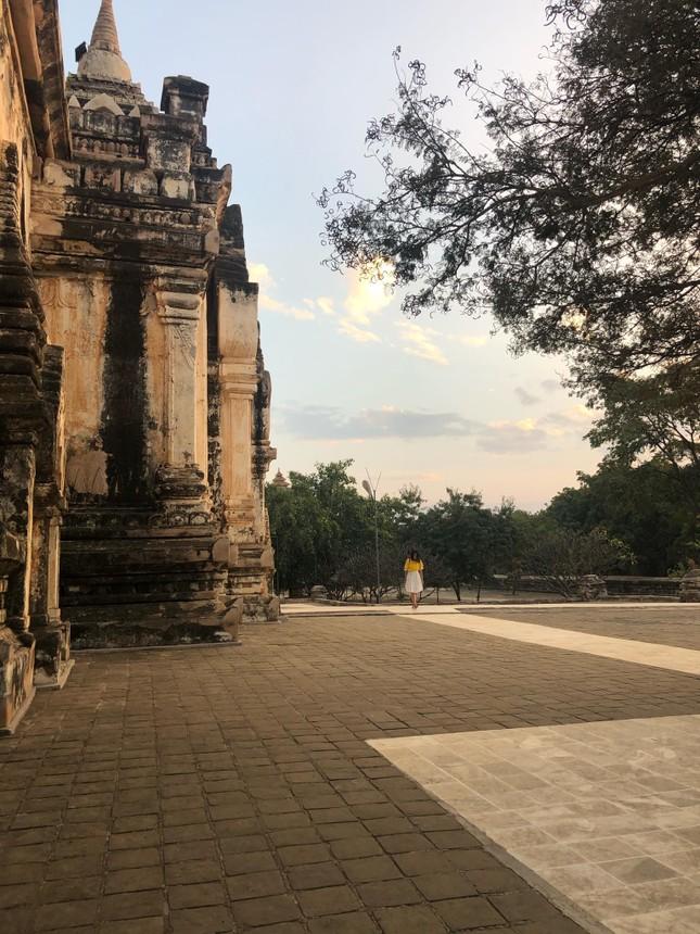 Bagan - Lạc vào mê cung của hàng nghìn đền đài tuyệt mĩ (Kỳ 2) ảnh 11