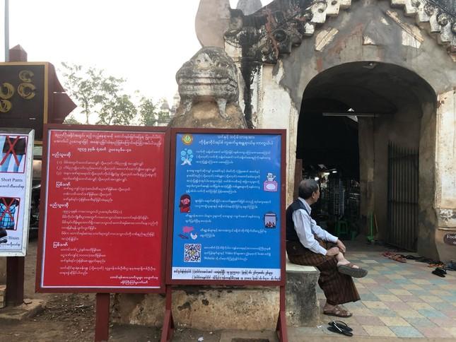Bagan - Lạc vào mê cung của hàng nghìn đền đài tuyệt mĩ (Kỳ 2) ảnh 12
