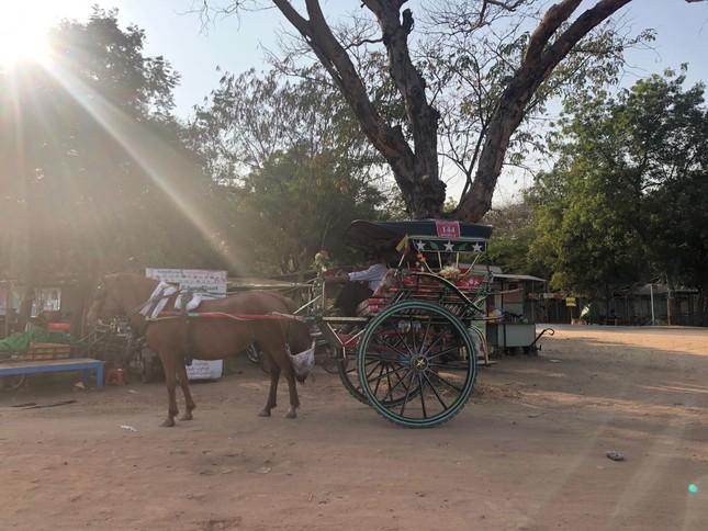 Bagan - Lạc vào mê cung của hàng nghìn đền đài tuyệt mĩ (Kỳ 1) ảnh 3