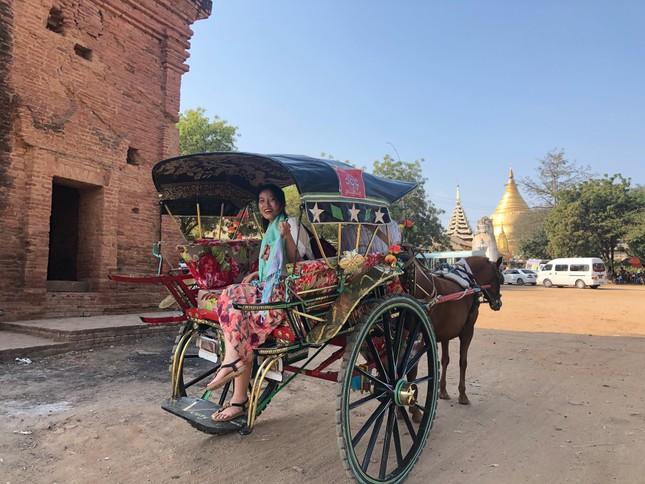 Bagan - Lạc vào mê cung của hàng nghìn đền đài tuyệt mĩ (Kỳ 1) ảnh 2
