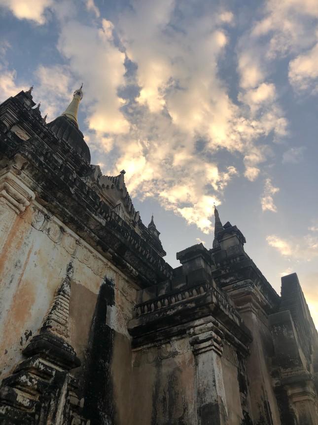 Bagan - Lạc vào mê cung của hàng nghìn đền đài tuyệt mĩ (Kỳ 2) ảnh 10