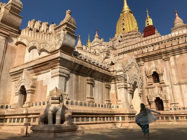 Bagan - Lạc vào mê cung của hàng nghìn đền đài tuyệt mĩ (Kỳ 1) ảnh 7