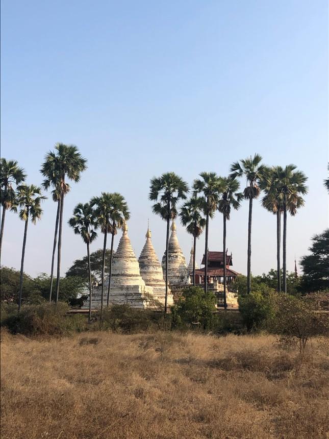 Bagan - Lạc vào mê cung của hàng nghìn đền đài tuyệt mĩ (Kỳ 2) ảnh 9