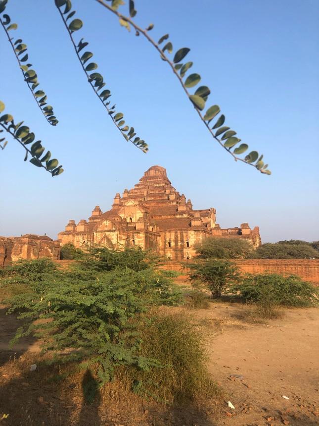 Bagan - Lạc vào mê cung của hàng nghìn đền đài tuyệt mĩ (Kỳ 2) ảnh 2