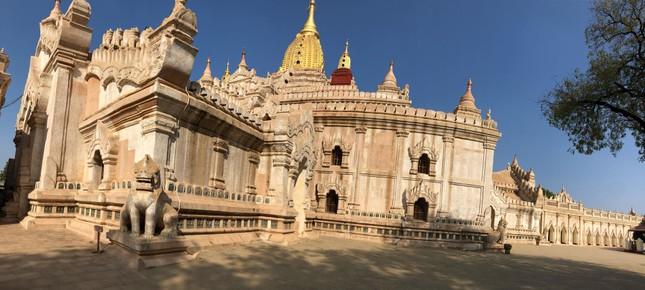 Bagan - Lạc vào mê cung của hàng nghìn đền đài tuyệt mĩ (Kỳ 1) ảnh 6