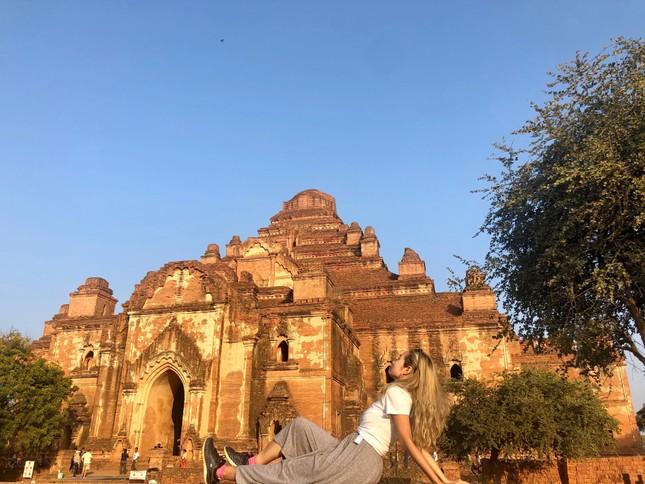 Bagan - Lạc vào mê cung của hàng nghìn đền đài tuyệt mĩ (Kỳ 2) ảnh 1