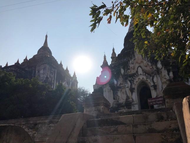 Bagan - Lạc vào mê cung của hàng nghìn đền đài tuyệt mĩ (Kỳ 2) ảnh 7