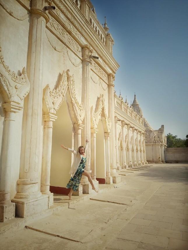 Bagan - Lạc vào mê cung của hàng nghìn đền đài tuyệt mĩ (Kỳ 2) ảnh 4