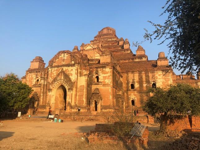 Bagan - Lạc vào mê cung của hàng nghìn đền đài tuyệt mĩ (Kỳ 2) ảnh 6