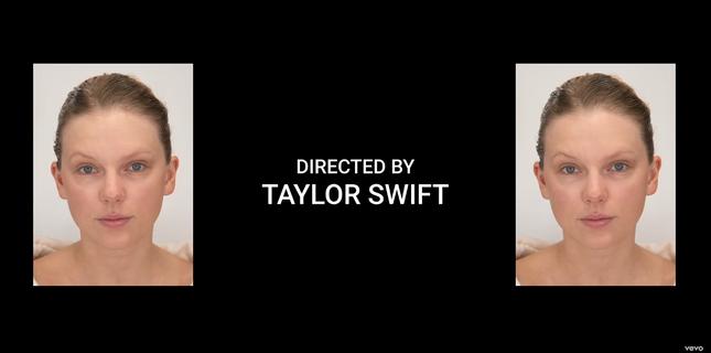 Taylor đã đảm trách rất nhiều vị trí trong MV lần này bên cạnh vai trò ca sĩ.