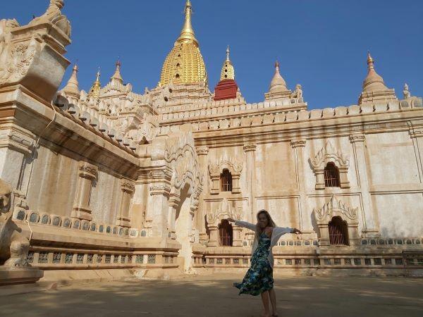 Bagan - Lạc vào mê cung của hàng nghìn đền đài tuyệt mĩ (Kỳ 2) ảnh 5