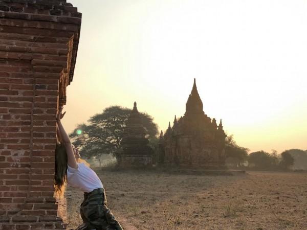 Bagan - Lạc vào mê cung của hàng nghìn đền đài tuyệt mĩ (Kỳ 2) ảnh 16