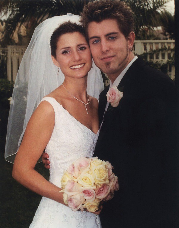 Melissa Lynn Henning và Jeremy Camp (ngoài đời)