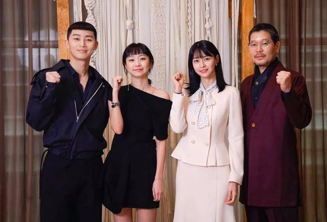 Đến chính Park Seo Joon cũng khuyên khán giả đừng cắt đầu hạt dẻ như mình ảnh 1