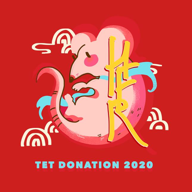 """Tet Donation 2020: Cùng """"biệt đội giải cứu thức ăn"""" mang yêu thương đến người khó khăn ảnh 3"""