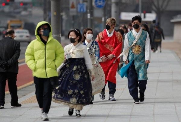Bận đối phó với dịch Covid-19, cư dân mạng xứ Hàn vẫn không quên chỉ trích nghệ sĩ ảnh 1