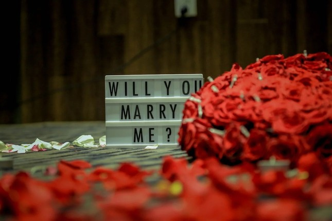 Bốn năm mới có một ngày 29/2 để phụ nữ tỏ tình, cầu hôn bạn trai ảnh 2