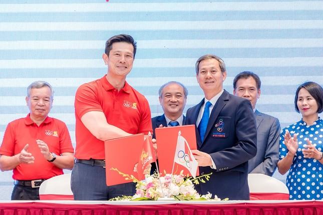 Ra mắt nhà tài trợ chính thức đoàn thể thao VN Sea Games 30