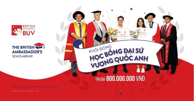 Trường Đại học Anh Quốc Việt Nam khởi động quỹ học bổng trị giá 40 tỷ đồng