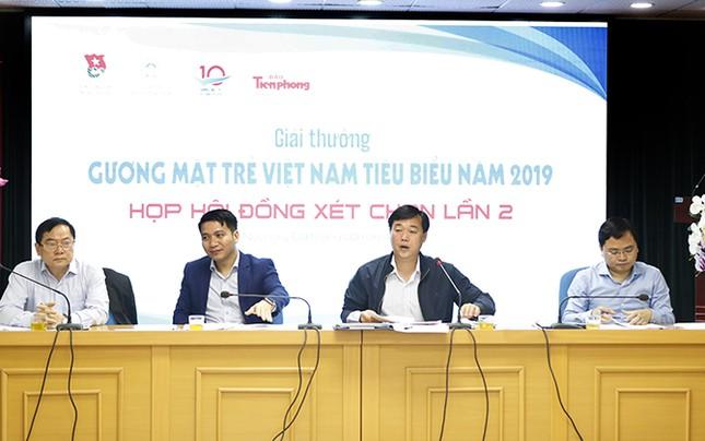 Công bố 10 gương mặt trẻ Việt Nam tiêu biểu 2019