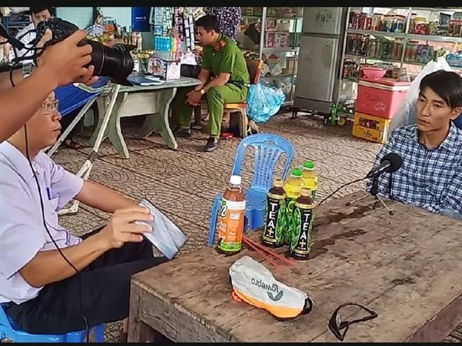 Kinh hoàng chồng đánh, dìm vợ xuống hồ ở Tây Ninh: 'Rất hối hận'? - ảnh 4
