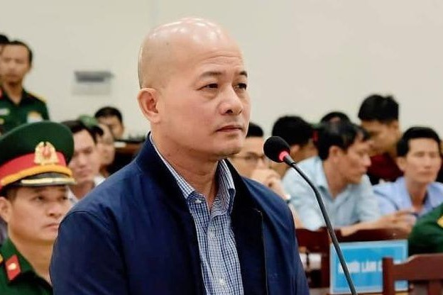 Di lý cựu Bộ trưởng Đinh La Thăng, Út 'trọc' vào TPHCM - ảnh 1