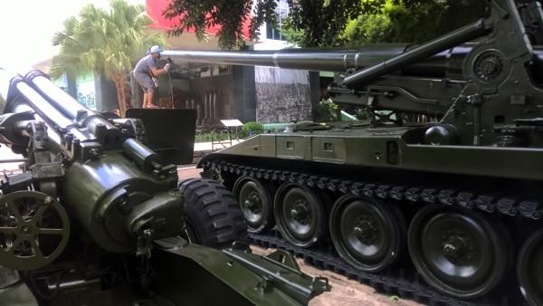 Cận cảnh Bảo tàng chứng tích chiến tranh được tu sửa - ảnh 6