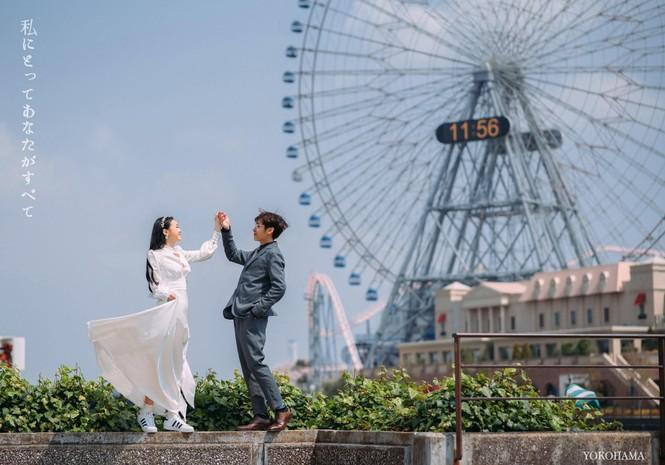 Chuyện tình lãng mạn của chàng du học sinh Hà Nội: Đi Nhật 5 năm mang về một gia đình nhỏ - ảnh 6