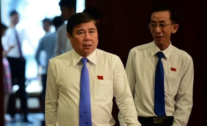 Ông Lê Nguyễn Minh Quang đã được cho thôi việc - ảnh 1