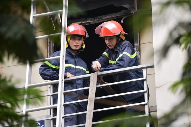 Dãy nhà tan hoang ở Thiên đường Bảo Sơn sau vụ cháy khủng khiếp - ảnh 9