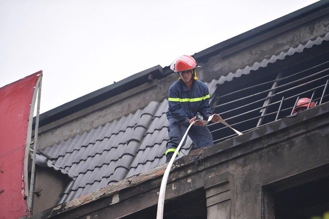 Dãy nhà tan hoang ở Thiên đường Bảo Sơn sau vụ cháy khủng khiếp - ảnh 7