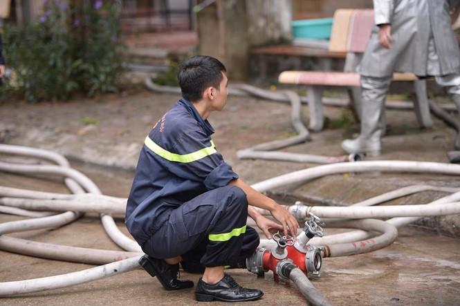 Dãy nhà tan hoang ở Thiên đường Bảo Sơn sau vụ cháy khủng khiếp - ảnh 8