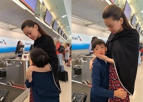 Hồ Ngọc Hà tung ảnh nhõng nhẽo bạn trai Kim Lý khiến fan 'lụi tim' - ảnh 4
