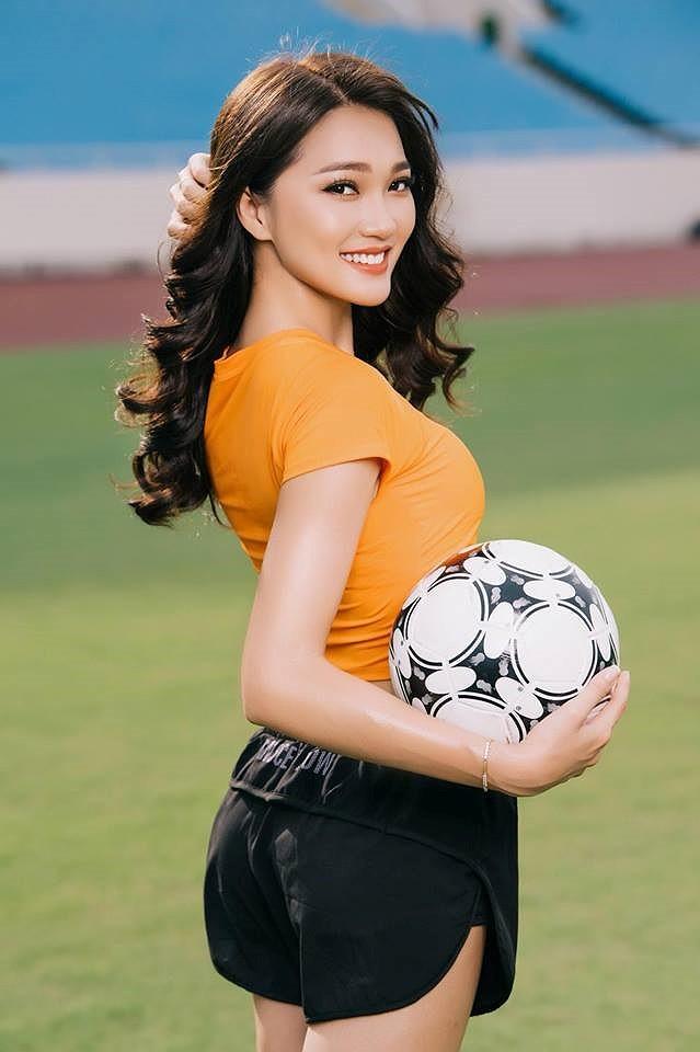 Phan Văn Đức đã chia tay bạn gái là Top 10 Hoa hậu Hoàn vũ Việt Nam - ảnh 1