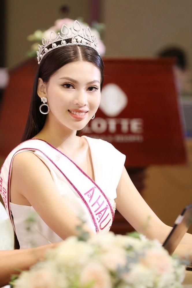Á hậu 2 Nguyễn Lê Ngọc Thảo chia sẻ điều vô giá nhận được từ cuộc thi Hoa hậu Việt Nam - ảnh 1