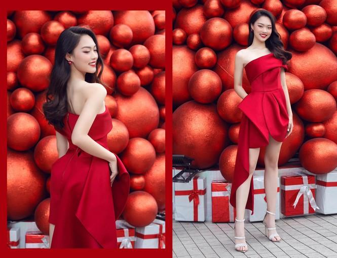 Dàn người đẹp Hoa hậu Việt Nam 2020: Nhan sắc ngày càng thăng hạng, rạng ngời đón Noel - ảnh 17