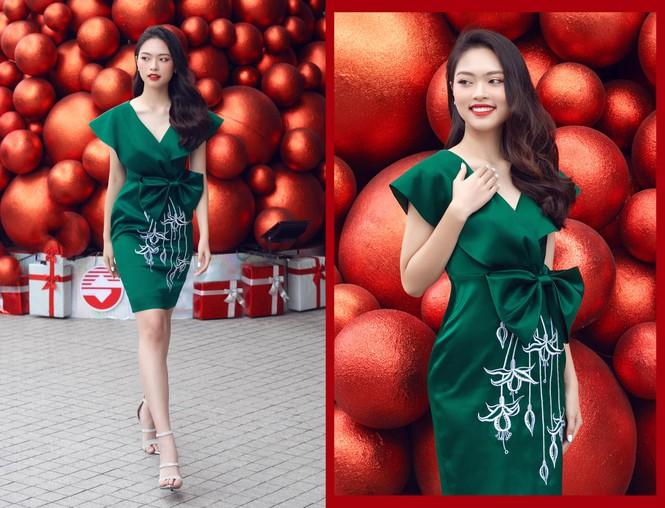 Dàn người đẹp Hoa hậu Việt Nam 2020: Nhan sắc ngày càng thăng hạng, rạng ngời đón Noel - ảnh 18