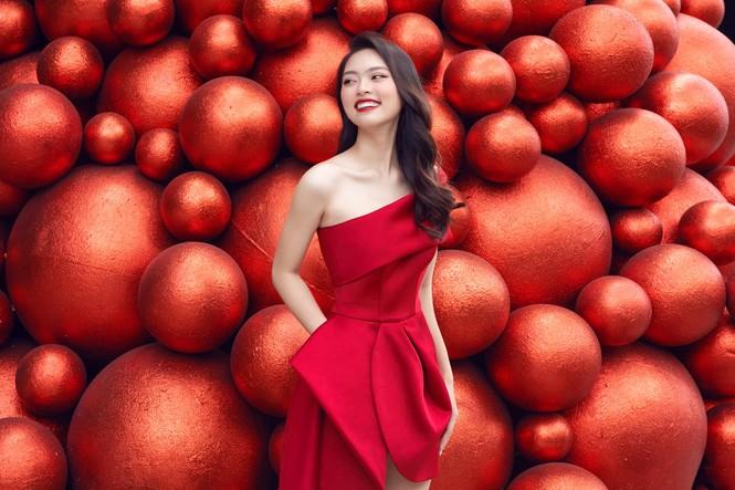 Dàn người đẹp Hoa hậu Việt Nam 2020: Nhan sắc ngày càng thăng hạng, rạng ngời đón Noel - ảnh 15
