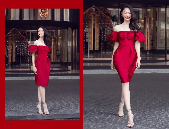 Dàn người đẹp Hoa hậu Việt Nam 2020: Nhan sắc ngày càng thăng hạng, rạng ngời đón Noel - ảnh 16