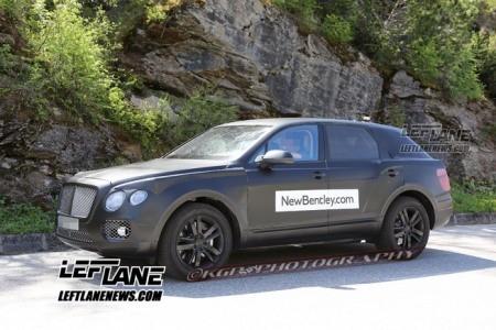 Lộ SUV siêu sang của Bentley trên đường thử - ảnh 11