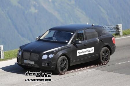 Lộ SUV siêu sang của Bentley trên đường thử - ảnh 2