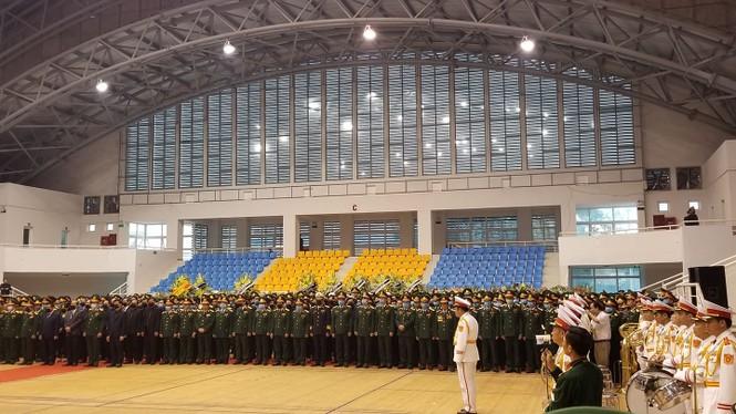 Rưng rưng lễ tang 22 chiến sĩ hy sinh tại Quảng Trị - ảnh 28
