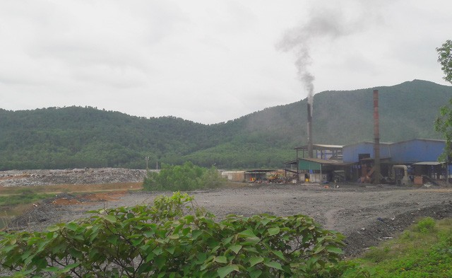 Xử phạt công ty môi trường gây ô nhiễm môi trường - ảnh 1